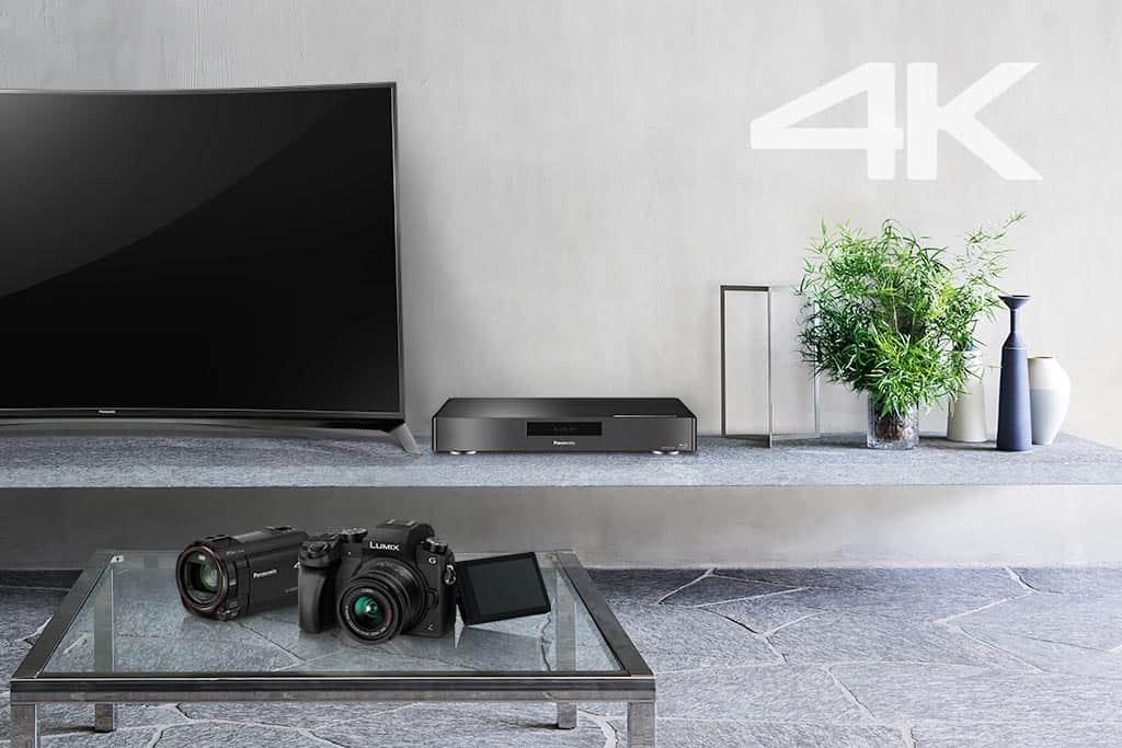 4K Technologie. Das breiteste Sortiment aller Zeiten.