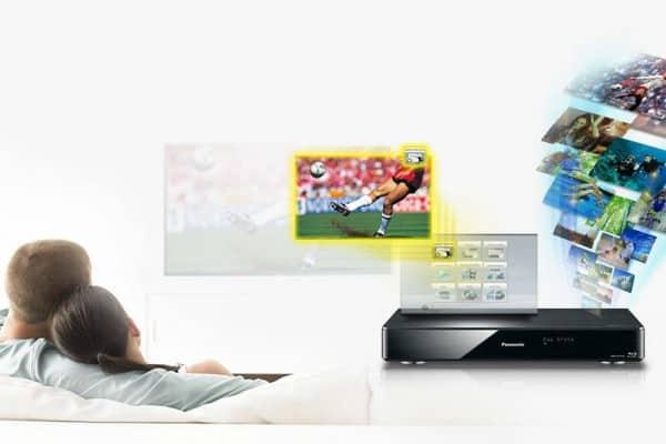 Panasonic Blu-ray Recorder DMR-BST950