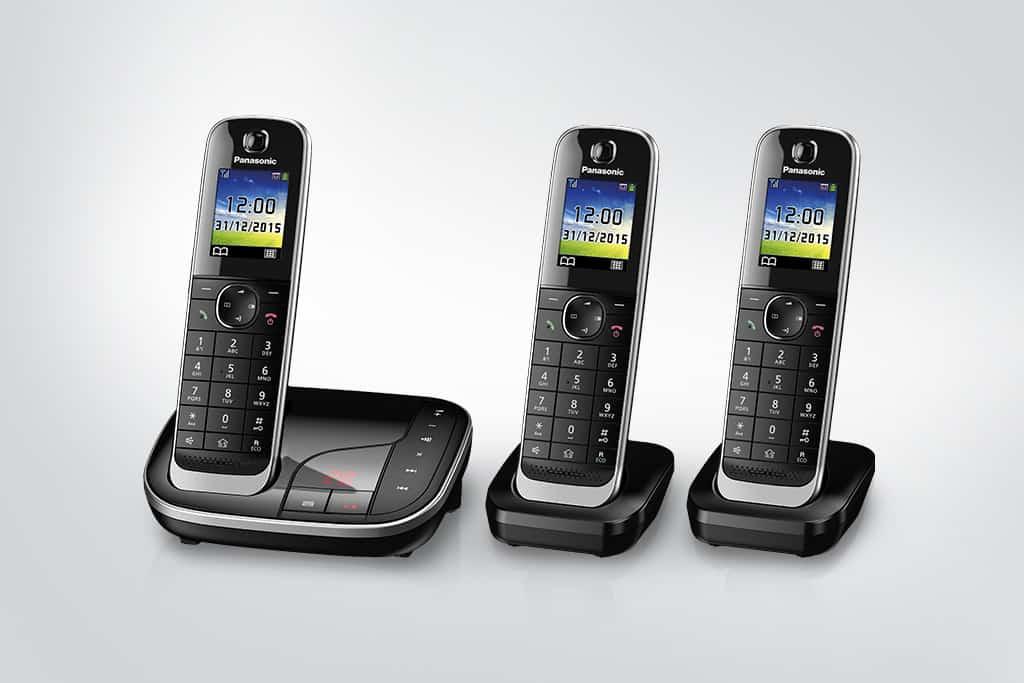 Panasonic Telefon KX-TGJ323