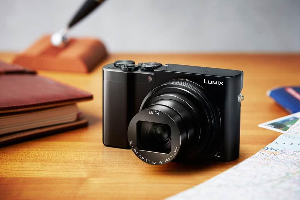 Noch nie war 4K Fotografie so handlich.