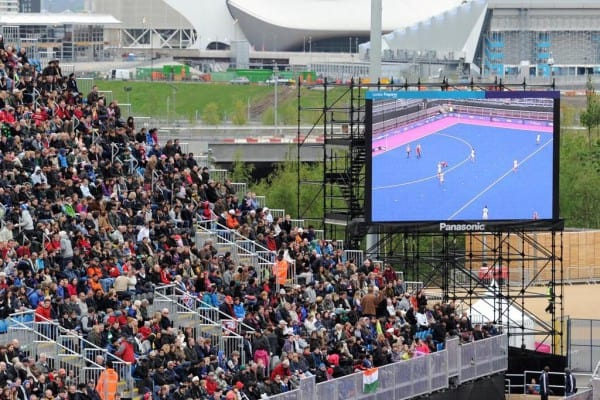 Stadion Olympia 2012