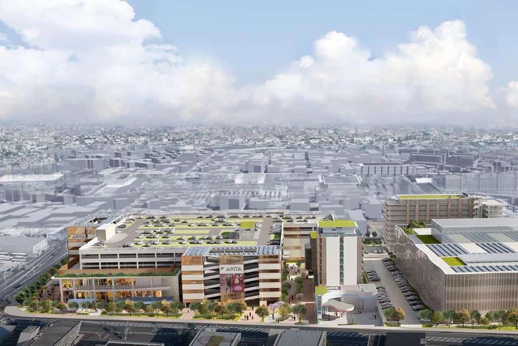 Tsunashima – die nächste Smart City entsteht.