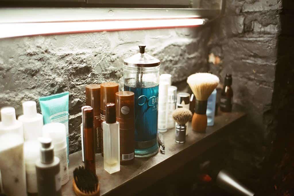 DIY Bartpflege