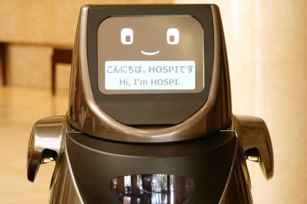 Panasonic Roboter Hospi