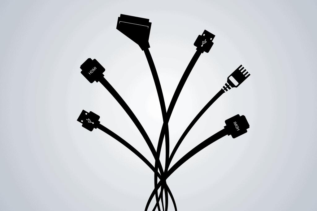 Kabel verstecken: Ideen für Wohnzimmer und Küche.