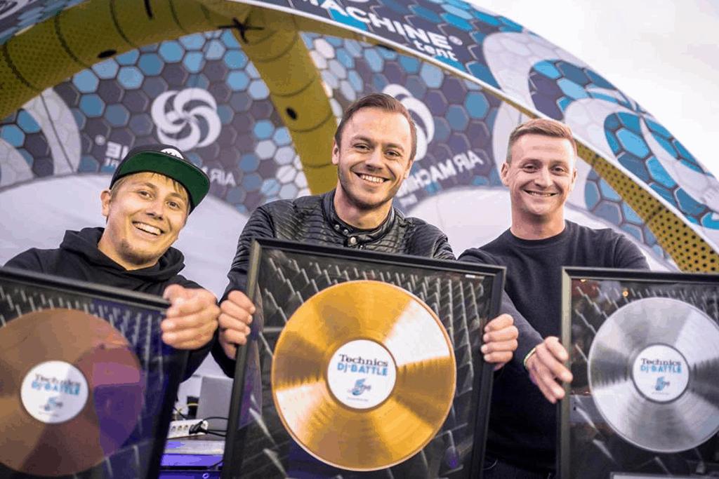 Seien Sie dabei: Technics DJ-Battle 2019 auf der Kieler Woche.