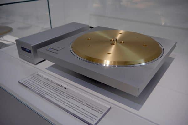 Technics Plattenspieler SP-10R