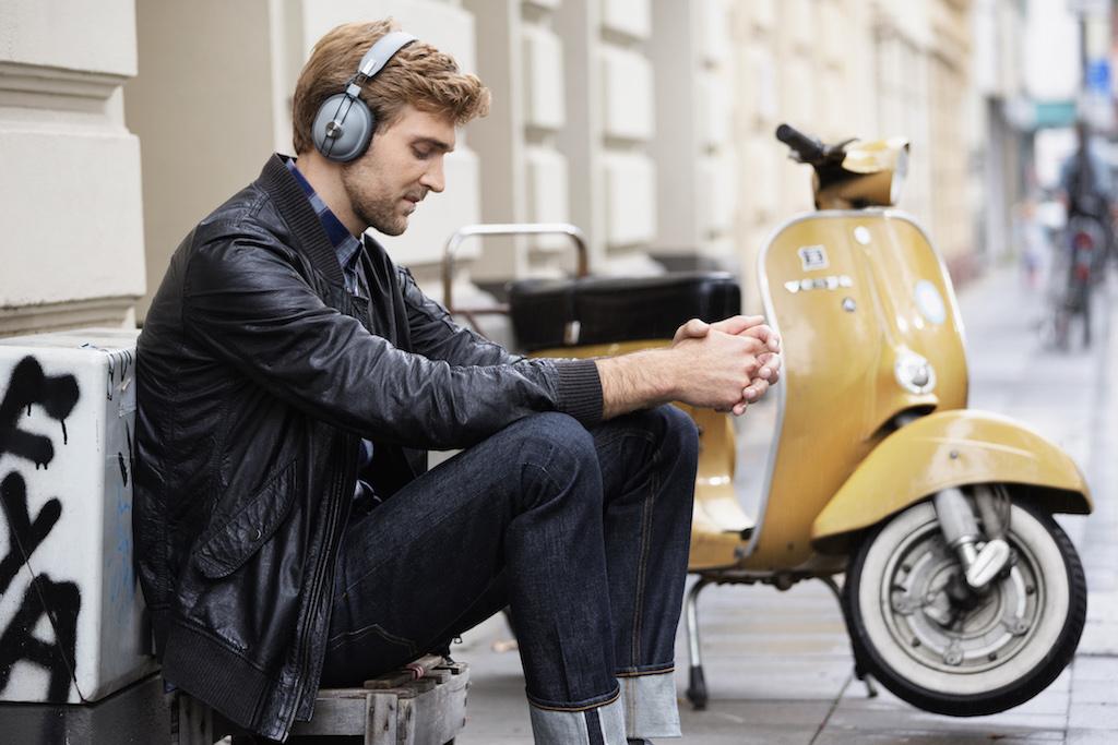 Musik immer und überall: Die Geschichte der Audiomedien.