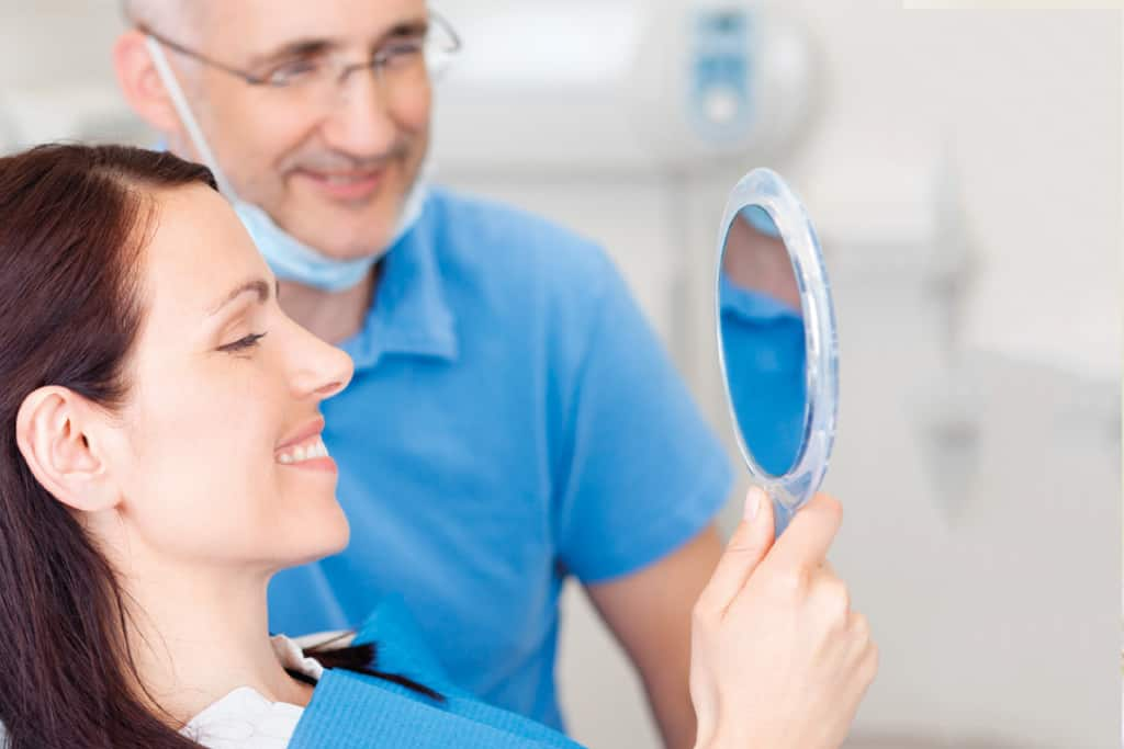 Sie schaffen das: Tipps gegen die Angst vorm Zahnarzt.
