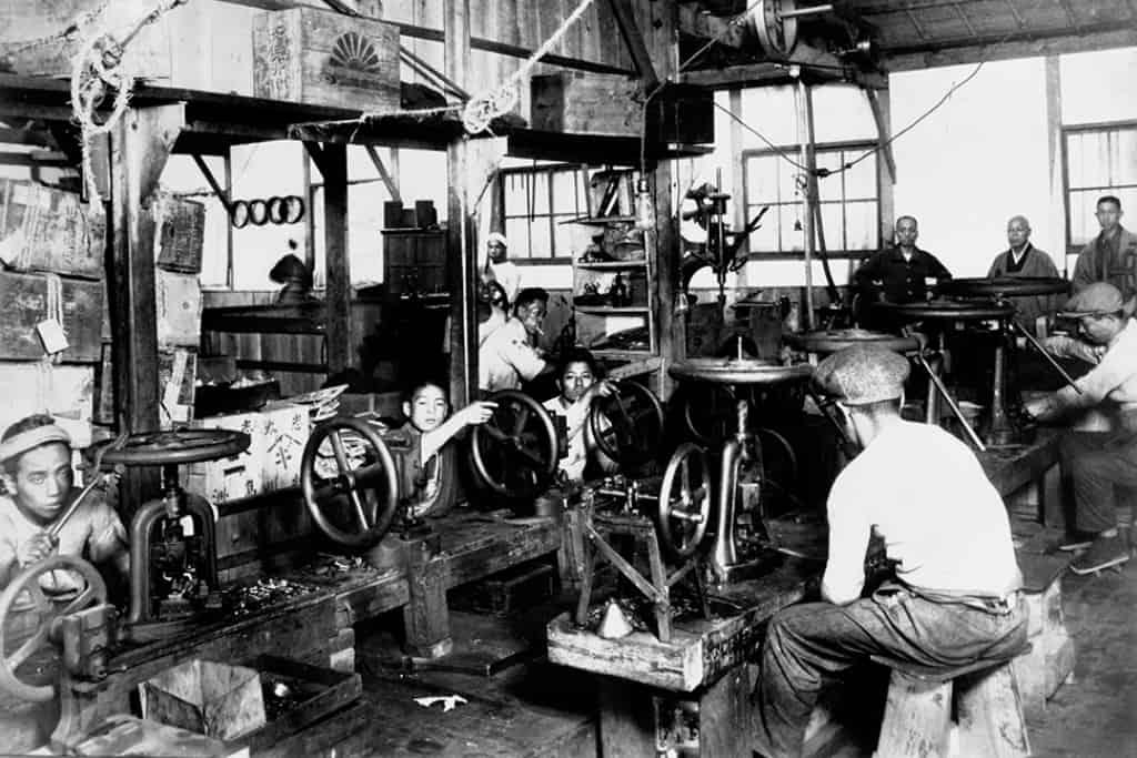 Panasonic feiert Geburtstag – ein Blick auf 1920 bis 1929.