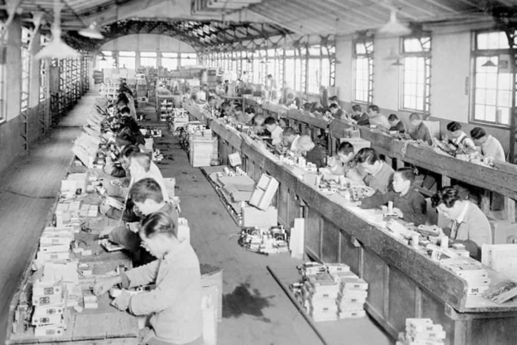 100 Jahre Unternehmensgeschichte: Panasonic im Wandel der Zeit.