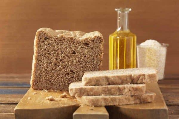 Amaranth-Brot selber backen? Kein Problem.