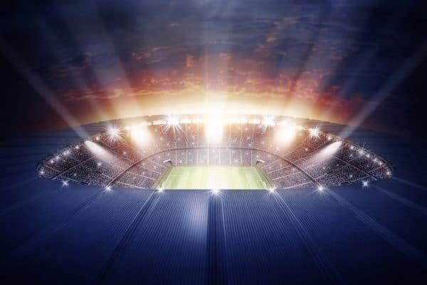 Fußballweltmeisterschaft in Ultra HD