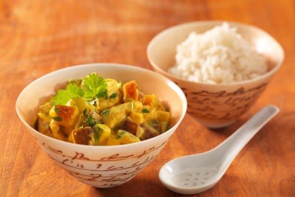 Vegetarisches Curry? Jetzt nachkochen.