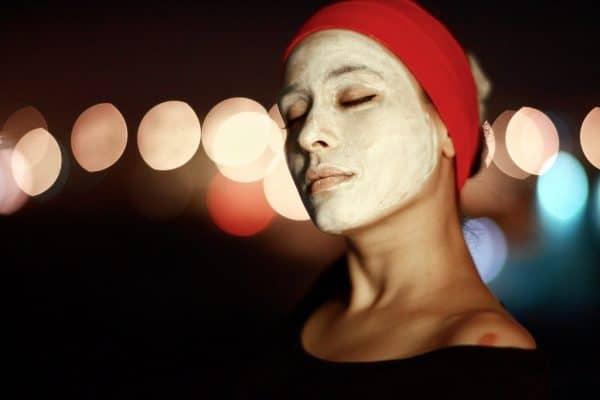 Wirksame Gesichtsmasken