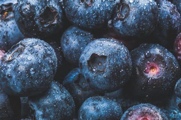 Superfood Blaubeeren