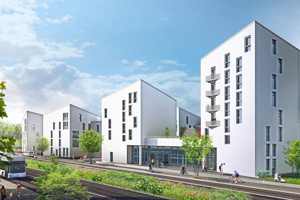 Future Living Berlin: Das Projekt für das Wohnen der Zukunft.