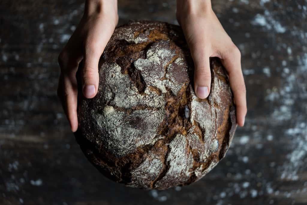 Bread Bowl – Die Schüssel aus Brot überzeugt.