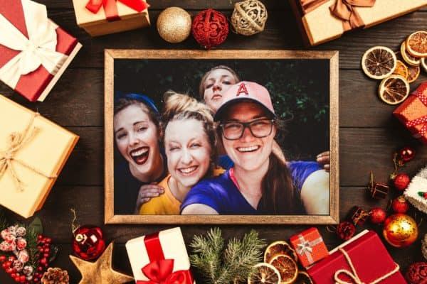 Fotogeschenke zu Weihnachten