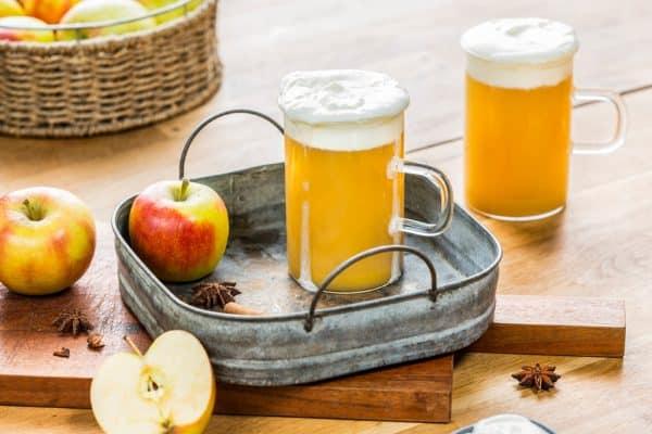 Heißer Apfel: Perfektes Wintergetränk