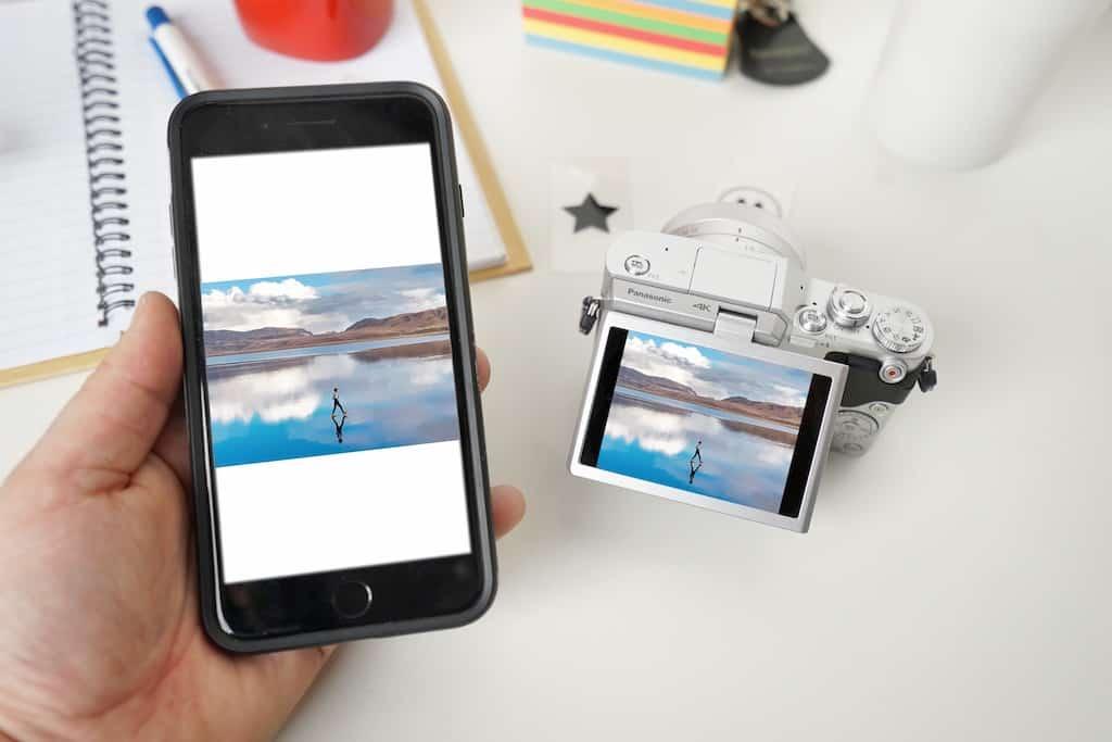 Fotos übertragen: So einfach geht's von LUMIX auf Ihr Smartphone.