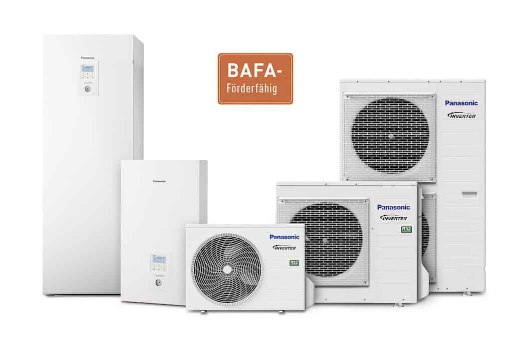 Wärmepumpen mit BAFA Förderung