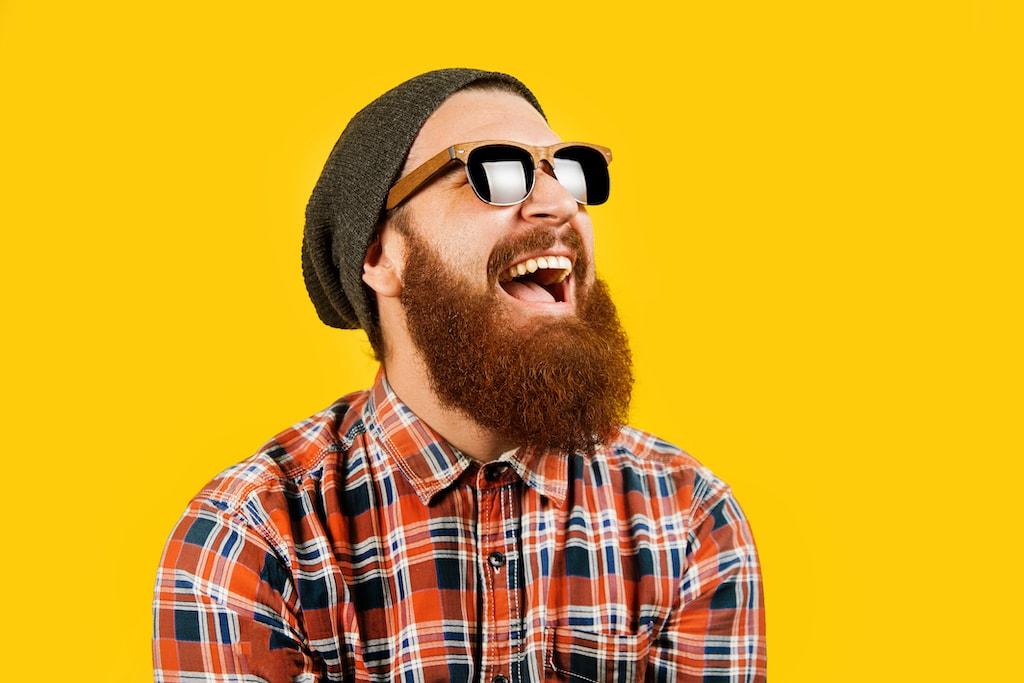 Bart färben liegt im Trend – seien Sie dabei.