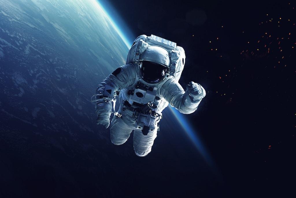 Filme mit Astronauten