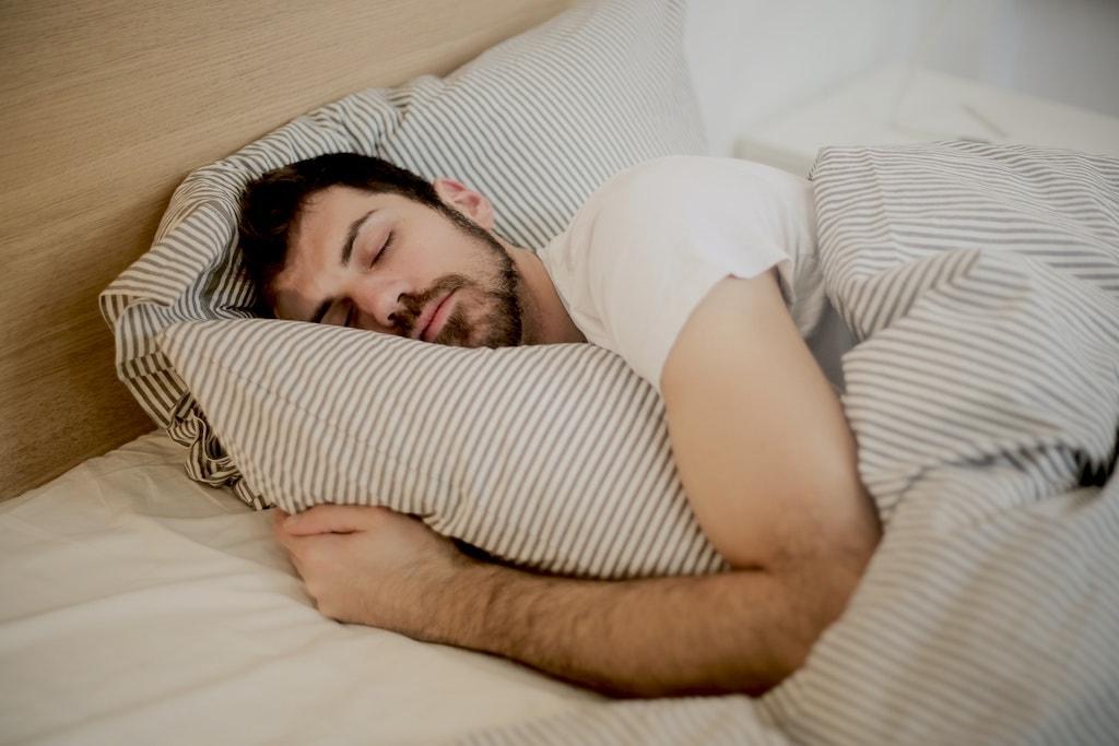Lebensmittel für erholsamen Schlaf