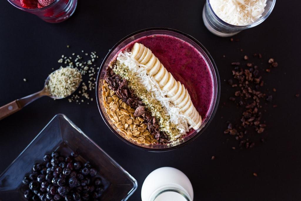 Smoothie Bowls – lecker und gesund zubereiten.