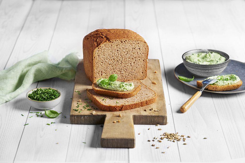 Dinkel-Roggen-Brot