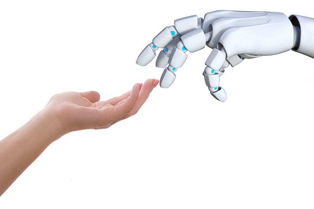 Roboter helfen im Einzelhandel und in der Logistik.