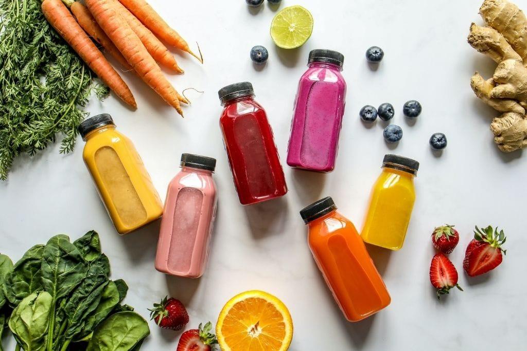 Gemüsesäfte – Das ganze Jahr mit Vitaminen versorgt