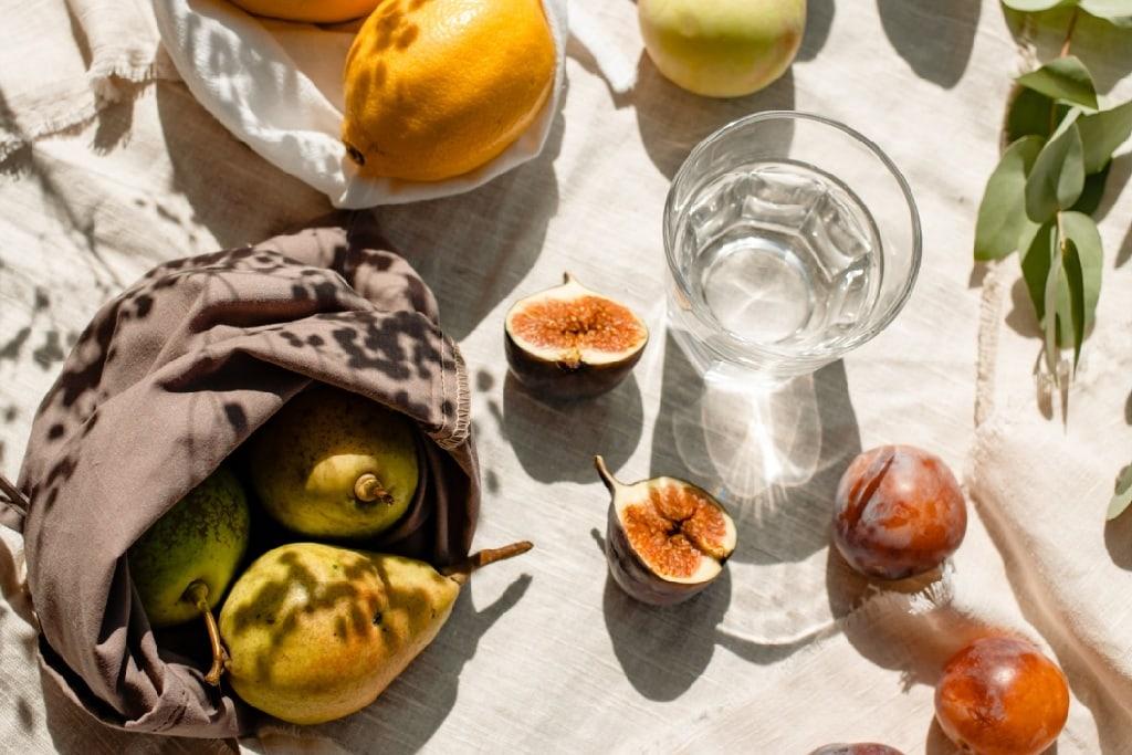 Lebensmittel lagern bei Hitze