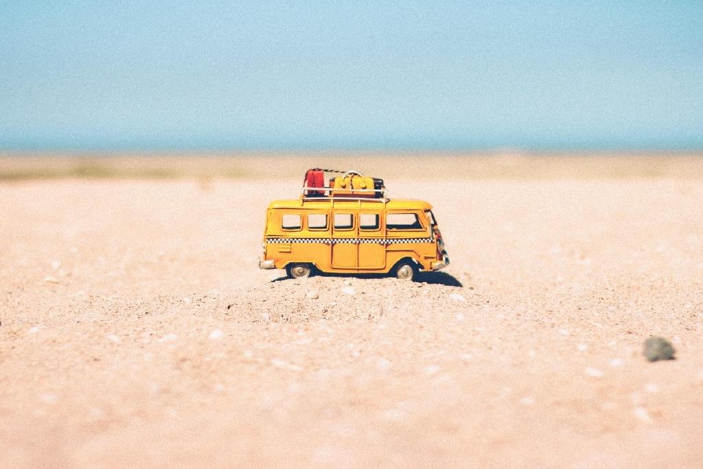 Reiseproviant: Entspannt in den Urlaub.