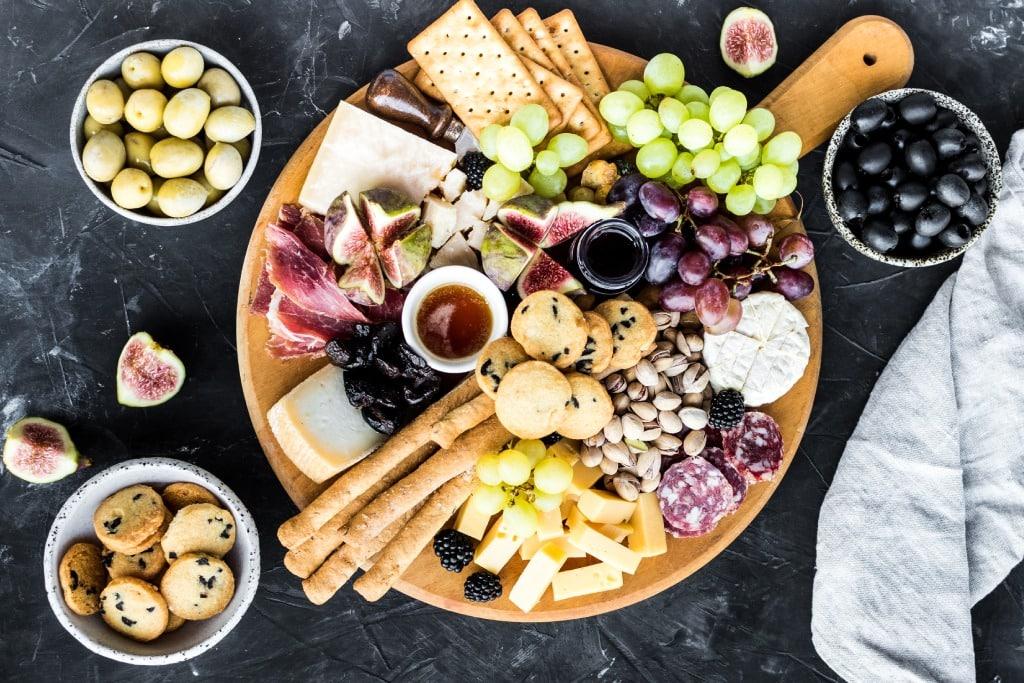 Snack Boards – Der Foodtrend aus den USA.
