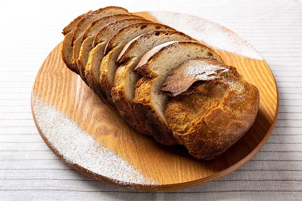 Rezepte mit Dashi Brühe: Umami Brot